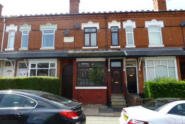 Thumbnail Terraced house to rent in Wigorn Road, Bearwood, Birmingham