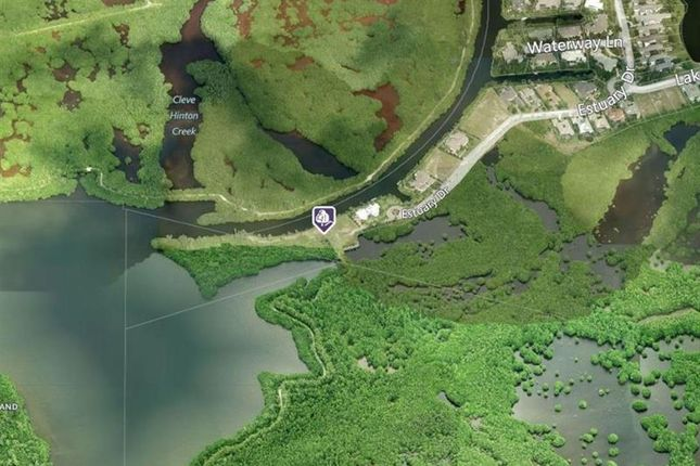 Thumbnail Land for sale in 325 Estuary Drive, Vero Beach, Florida, United States Of America
