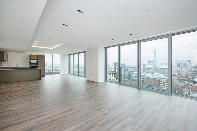 Thumbnail Flat for sale in Cashmere House, 37 Leman Street, Goodmans Fields, London