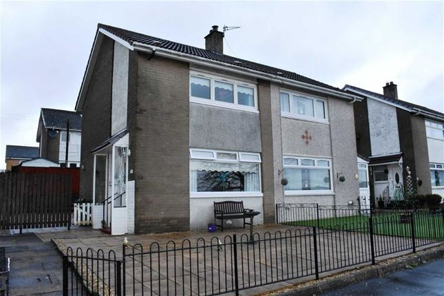 2 bed semi-detached house for sale in 39, Lochdochart Road, Easterhouse
