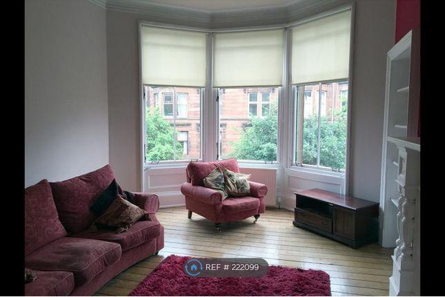 Thumbnail Flat to rent in Polwarth Street, Glasgow