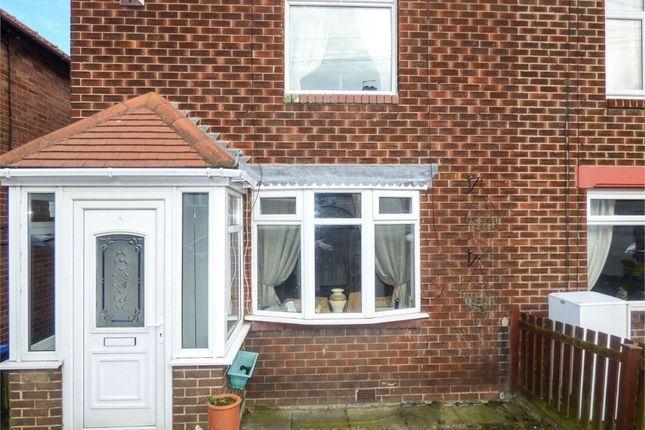 Thumbnail Semi-detached house for sale in Greenside Avenue, Horden, Peterlee, Durham