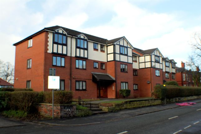 Thumbnail Flat to rent in Hillcrest, Park Road, Salford