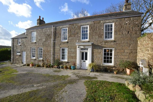Thumbnail Detached house to rent in Treveglos Farm, Zennor, St. Ives, Cornwall