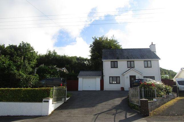 Thumbnail Detached house for sale in Heol Y Foel, Foelgastell, Llanelli, Carmarthenshire.