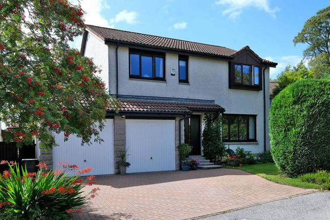 Thumbnail Detached house for sale in Oldfold Drive, Milltimber, Aberdeenshire