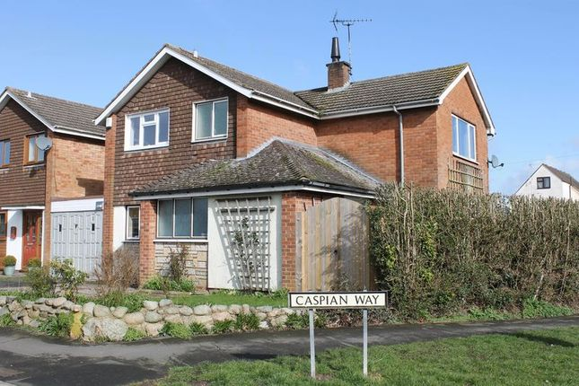 Thumbnail Detached house for sale in Caspian Way, Wheaton Aston, Stafford