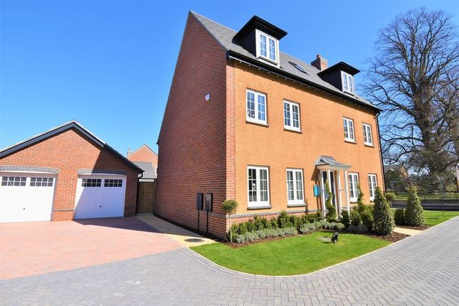 Thumbnail Detached house for sale in The Kenilworth, Apley, Telford