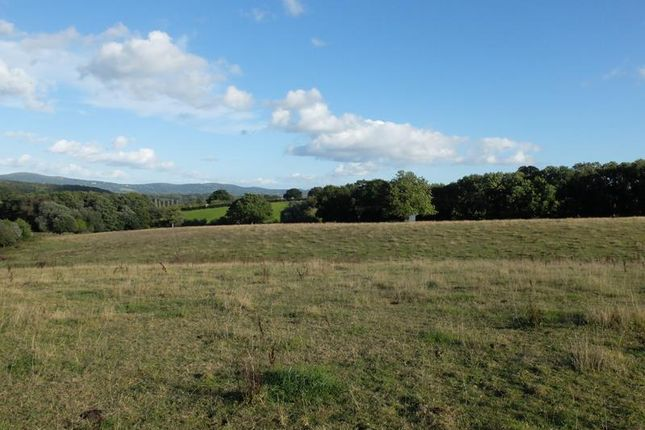 Thumbnail Commercial property for sale in Land At Castle Frome, Near Ledbury, Herefordshire