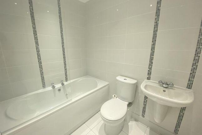 Bathroom of Highcroft Crescent, Lichfield WS14