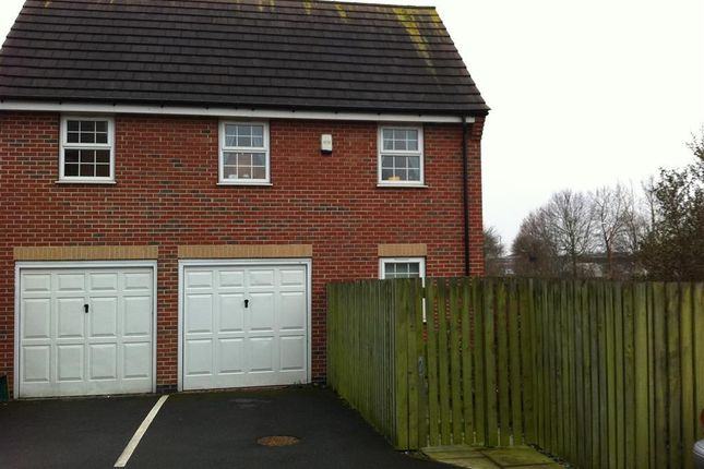 Thumbnail Property to rent in Loganberry Court, Alvaston, Derby