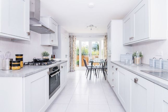 1 bedroom detached house for sale in The Leys, Anstey