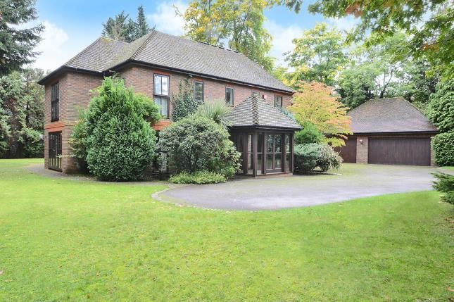 Thumbnail Property for sale in Esher, Surrey