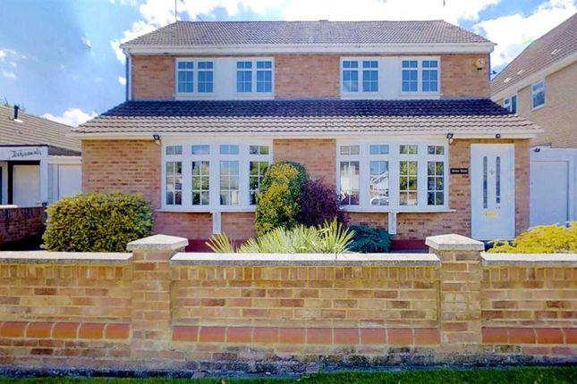 Thumbnail Detached house for sale in Broom Road, Hullbridge, Hockley