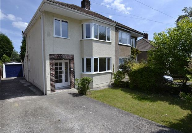 Thumbnail Semi-detached house for sale in Aldercombe Road, Bristol