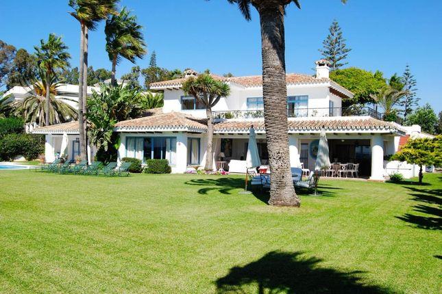 9 bed villa for sale in Guadalmina Baja, Malaga, Spain