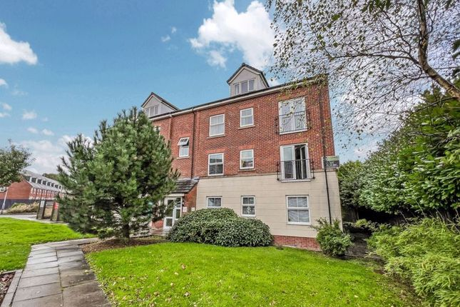 Thumbnail Flat for sale in River View Court, Tonge Moor, Bolton