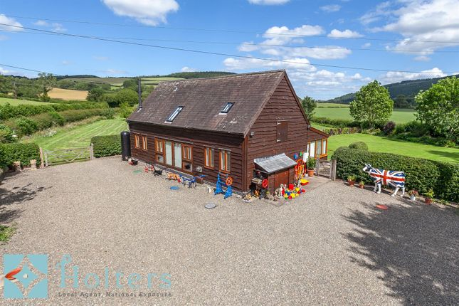 Thumbnail Detached house for sale in Clun, Craven Arms