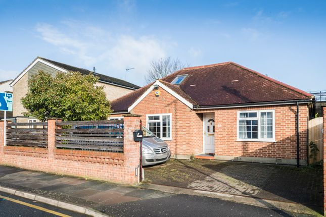 Thumbnail Bungalow for sale in Great Central Avenue, Ruislip