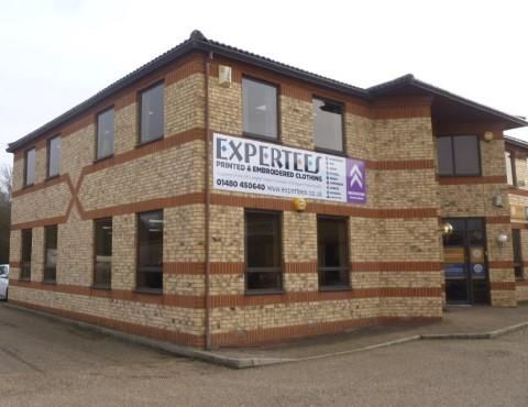 Thumbnail Office to let in First Floor, 4 Archers Court, Huntingdon, Cambridgeshire
