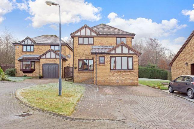 Thumbnail Property for sale in 18 Glen View Crescent, Gorebridge, Midlothian