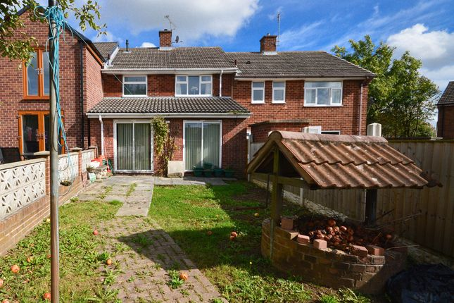 Thumbnail Terraced house for sale in Plumbley Hall Road, Mosborough, Sheffield