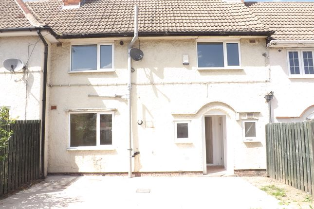 Thumbnail Terraced house to rent in Ridge Balk Lane, Woodlands, Doncaster