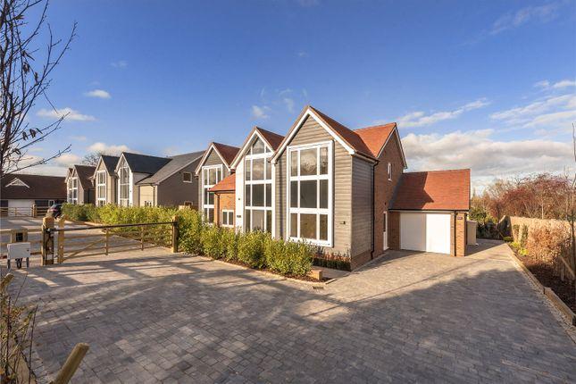 Thumbnail Detached house for sale in Meadow View, Shabbington, Buckinghamshire