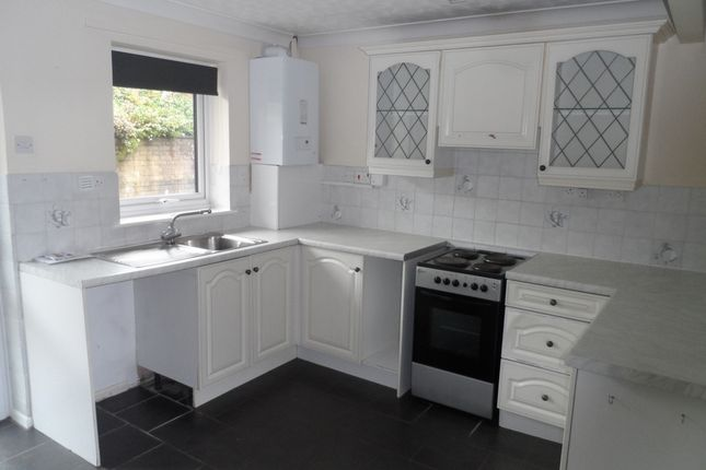 Thumbnail Terraced house to rent in Springfield Close, Coleford