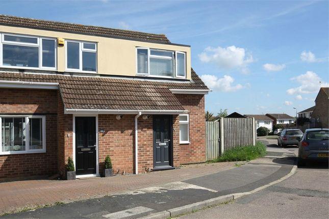 Thumbnail Semi-detached house for sale in Keyes Way, Braintree, Essex