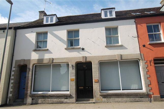 Thumbnail Commercial property for sale in 19 & 19A High Street, Stalbridge, Sturminster Newton