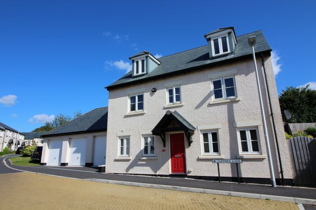Thumbnail Detached house for sale in Tappers Lane, Yealmpton, Plymouth