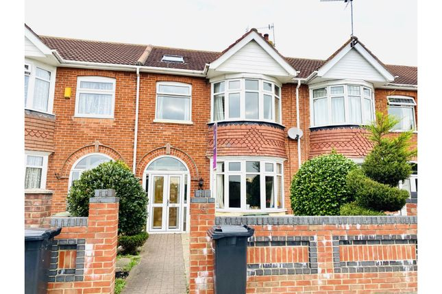 Thumbnail Terraced house for sale in Tangier Road, Portsmouth