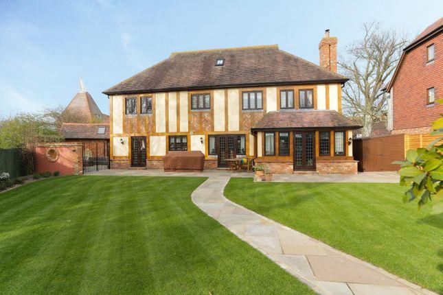 Thumbnail Detached house for sale in Chapman Fields, Cliffsend, Ramsgate