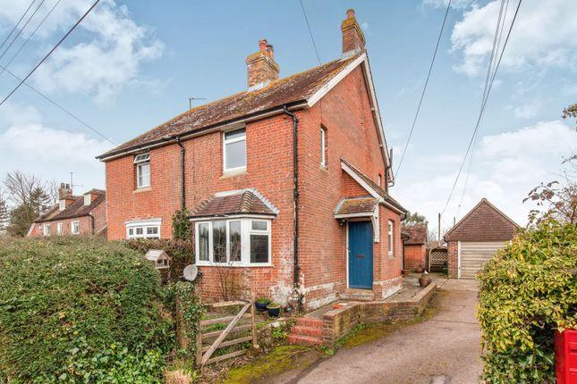 Thumbnail Cottage to rent in Church Farm Lane, Chalvington, Hailsham