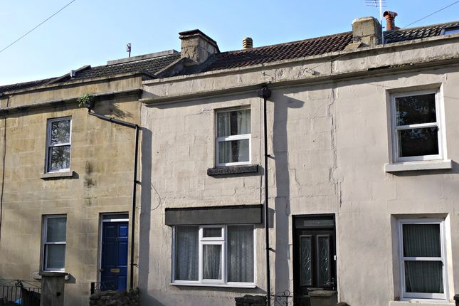 Thumbnail Terraced house for sale in Brougham Hayes, Oldfield Park, Bath