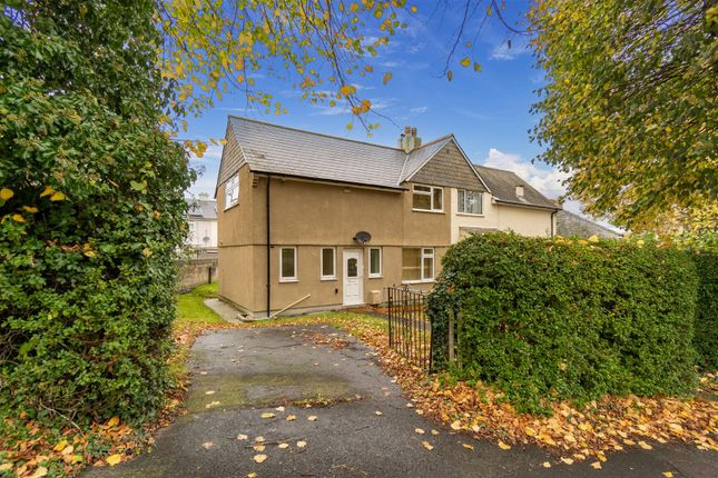 Thumbnail 3 bed property for sale in North Down Crescent, Keyham, Plymouth