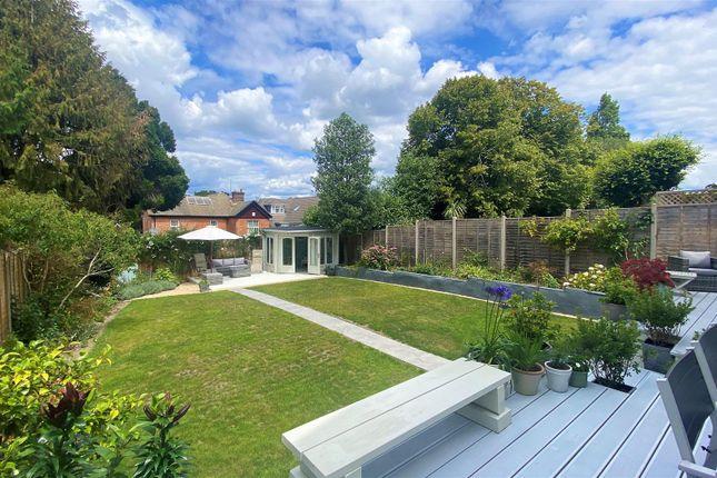 Garden of Birchwood Road, Lower Parkstone, Poole BH14