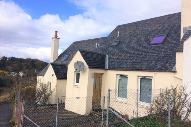 Thumbnail End terrace house for sale in Langlands Terrace, Kyle