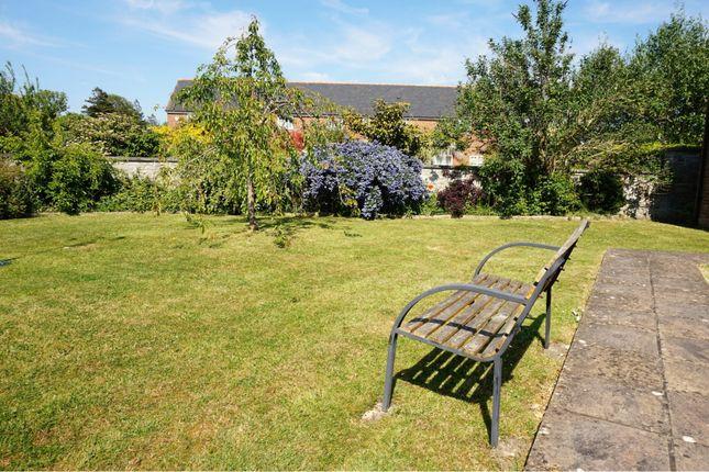 Front Garden of Farthings Paddock, Alford BA7