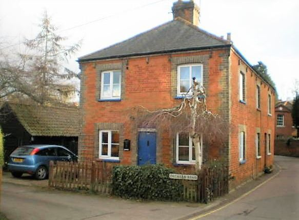 Thumbnail Terraced house to rent in Mill Lane, Hertfordshire