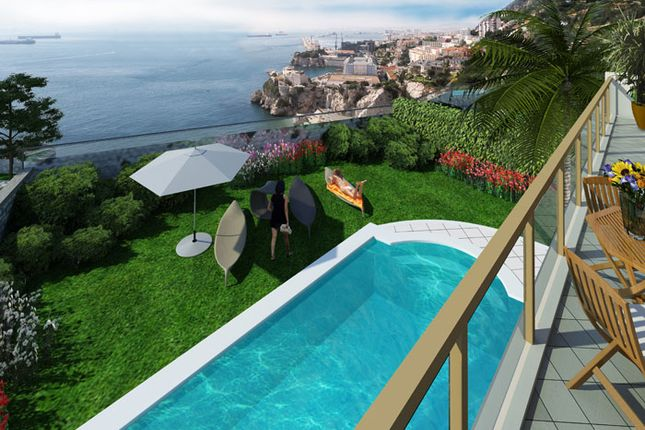 Thumbnail Detached house for sale in D 8 Semi-Detached, Buena Vista Parks, Gibraltar