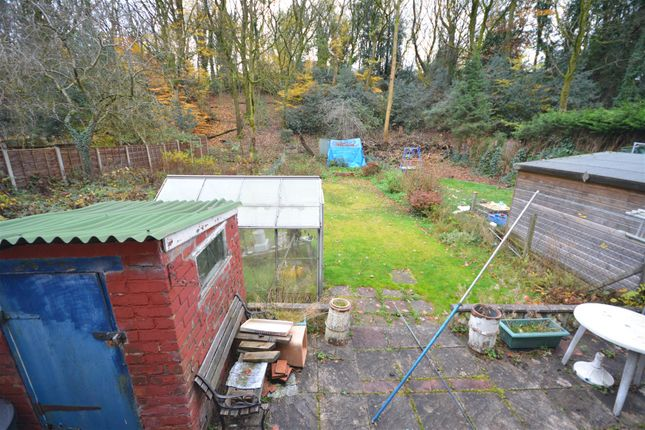 Rear Garden of Albert Avenue, Prestwich, Manchester M25