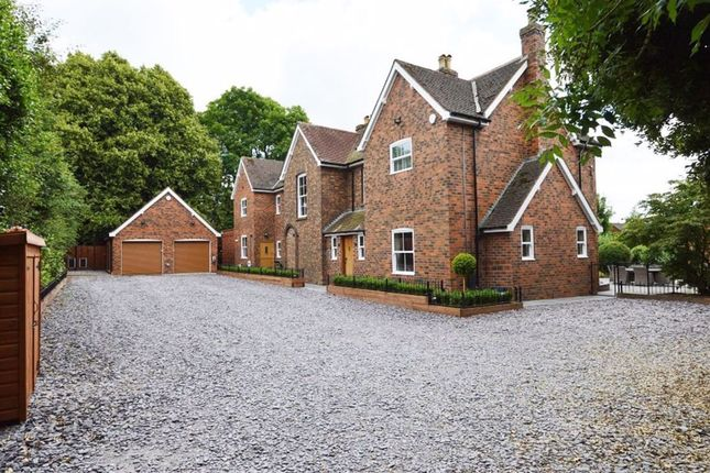 5 bed detached house for sale in Harley Lane, Abbots Bromley, Rugeley WS15