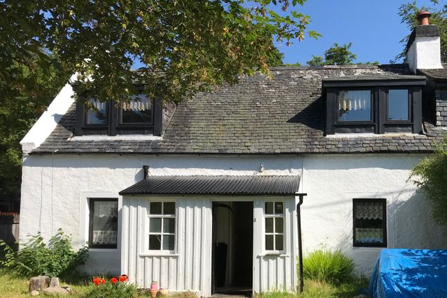 Thumbnail 2 bed semi-detached house to rent in Cromartie Estate, By Strathpeffer