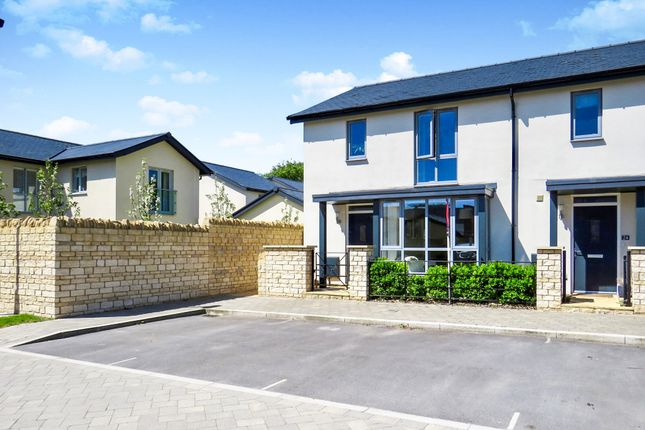 Thumbnail End terrace house for sale in Waller Gardens, Lansdown, Bath