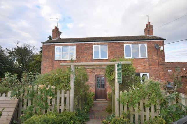 Thumbnail Detached house for sale in Scotterfield Farmhouse, Kirton Road, Scotter, Gainsborough