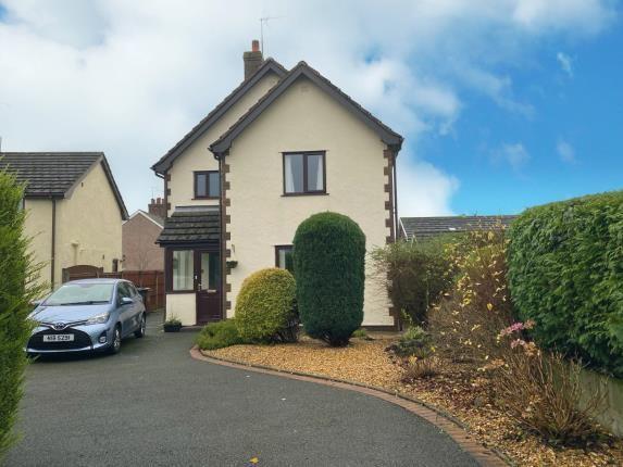 3 bed detached house for sale in Uwch Y Nant, Mynydd Isa, Mold, Flintshire CH7