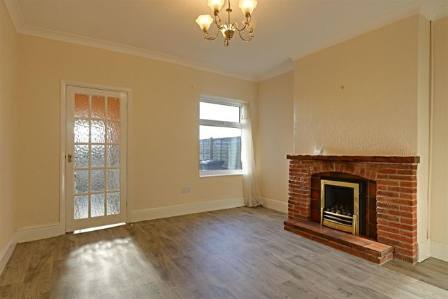 Thumbnail End terrace house to rent in Williamthorpe Road, North Wingfield, Chesterfield, Derbyshire