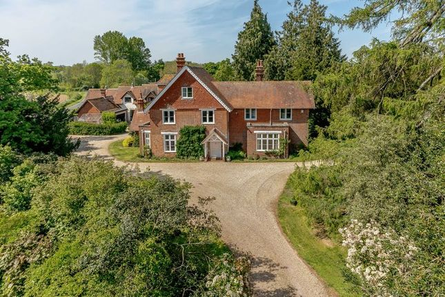 Thumbnail Detached house for sale in Lockerley, Romsey
